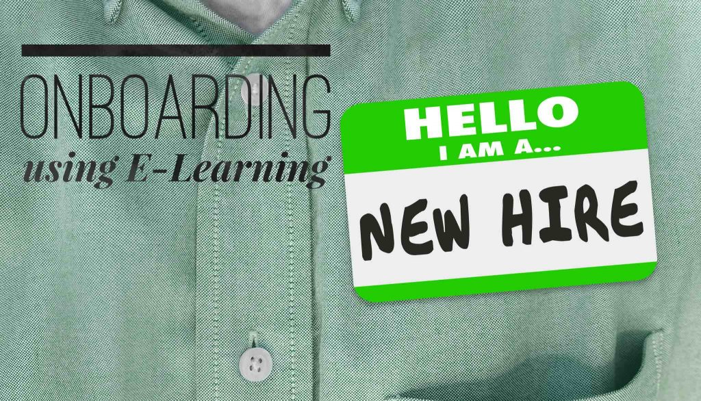 onboarding using e-learning