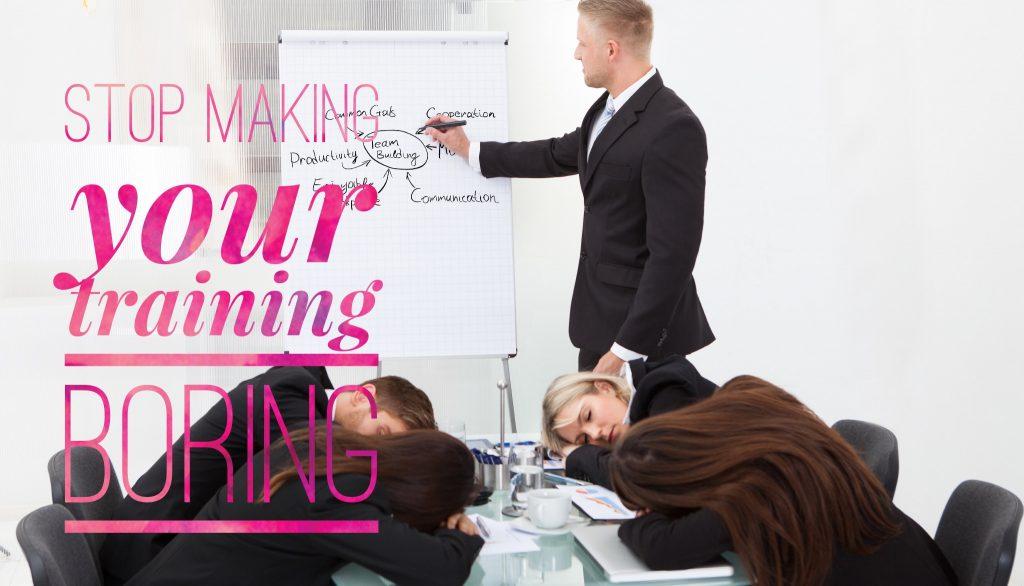 boring-training