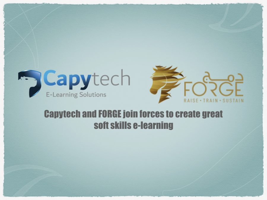 Capytech Forge Soft Skills elearning
