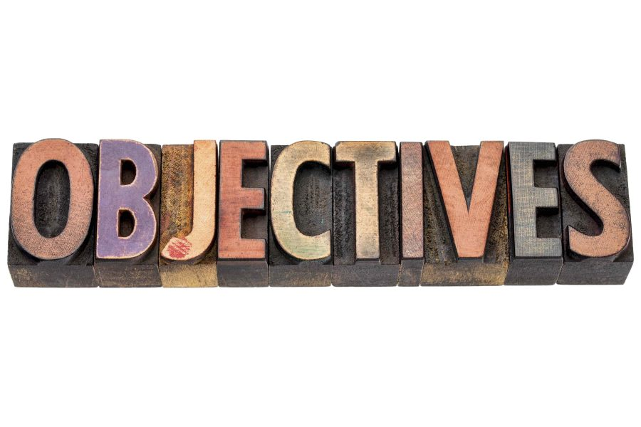 Defining Learning Objectives