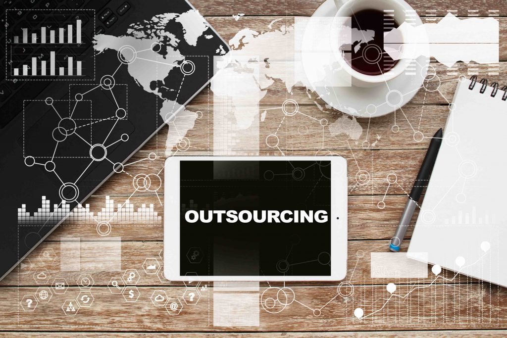 outsourcing e-learning