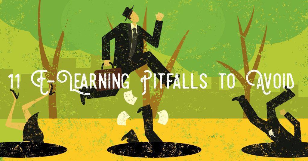 e-learning pitfalls