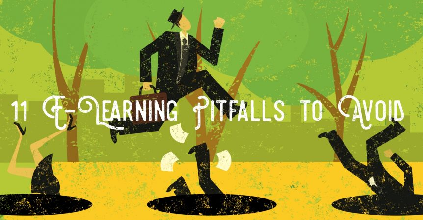 e-learning pitfalls