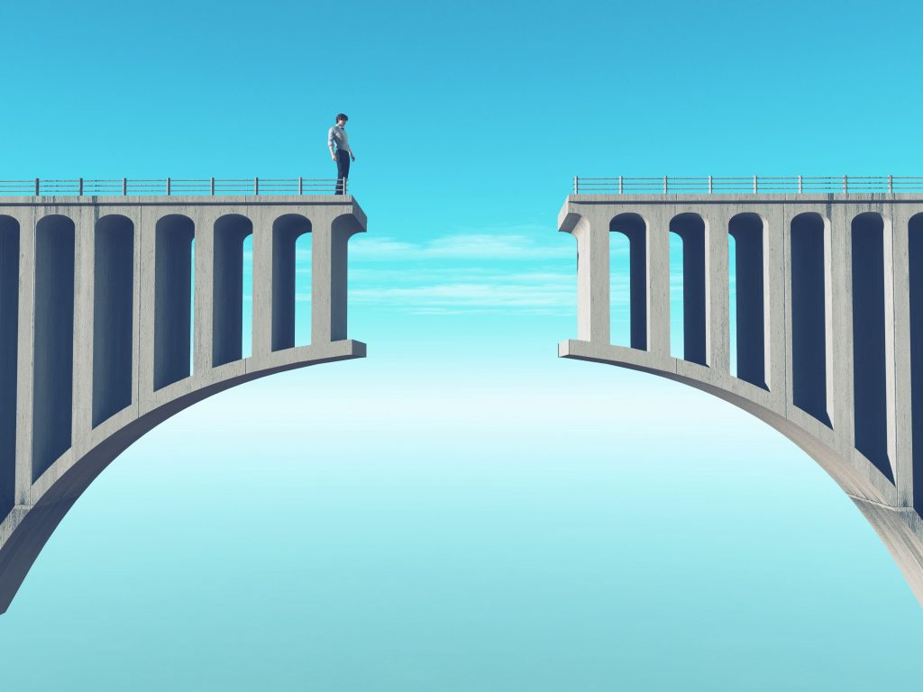 Bridge the Gap 1024x768 - Bridge the Right Gap – Knowledge, Skills, or Motivation?