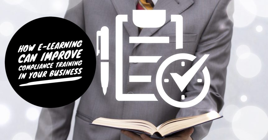 How e-learning can improve compliance training in your business