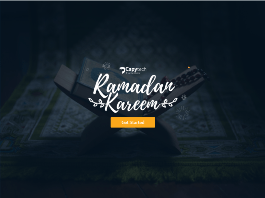 ramadan - E-learning Modules