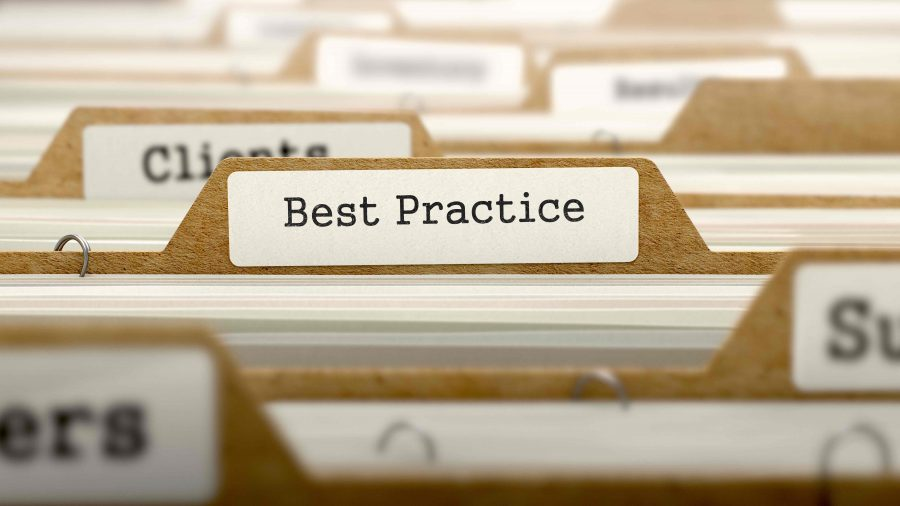 Instructional Design Best Practices When Developing E-Learning Courses
