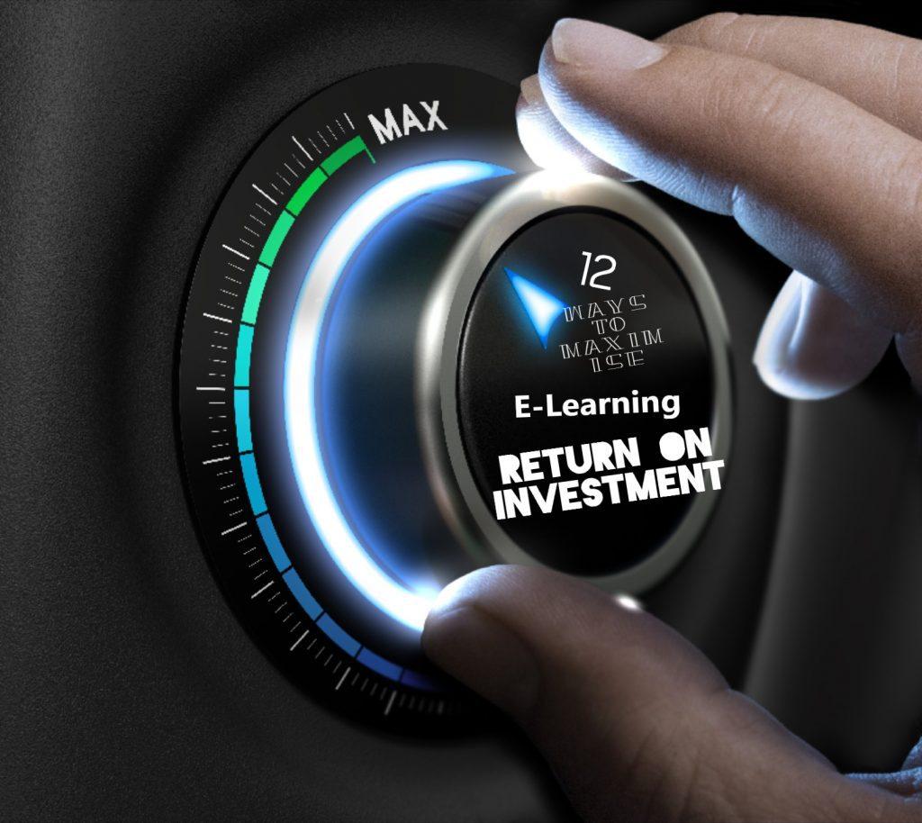 12 Ways to Maximise E-Learning Return on Investment