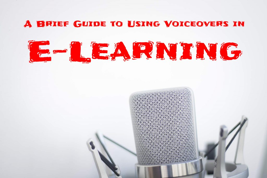 A Brief Guide to Using Voiceovers in E Learning 1024x683 - A Brief Guide to Using Voiceovers in E-Learning