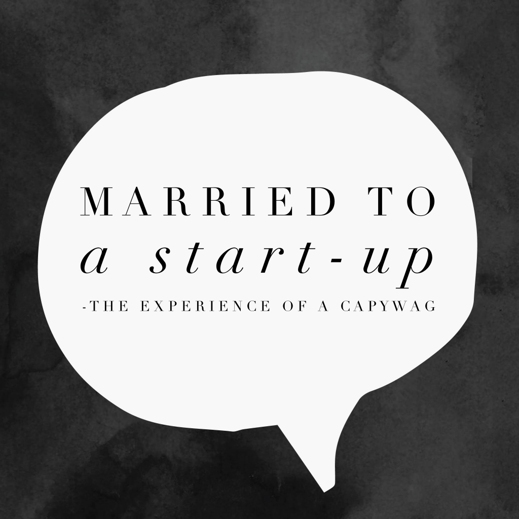 IMG 0830 1024x1024 - Married to a start-up – the experience of a Capywag