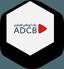 Logo adcb - Capytech Arabic
