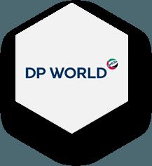 Logo dpworld - Capytech Arabic