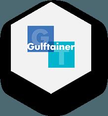 Logo gultainer - Capytech Arabic