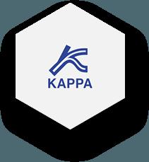 Logo kappa - Capytech Arabic
