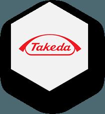 Logo takeda - Capytech Arabic