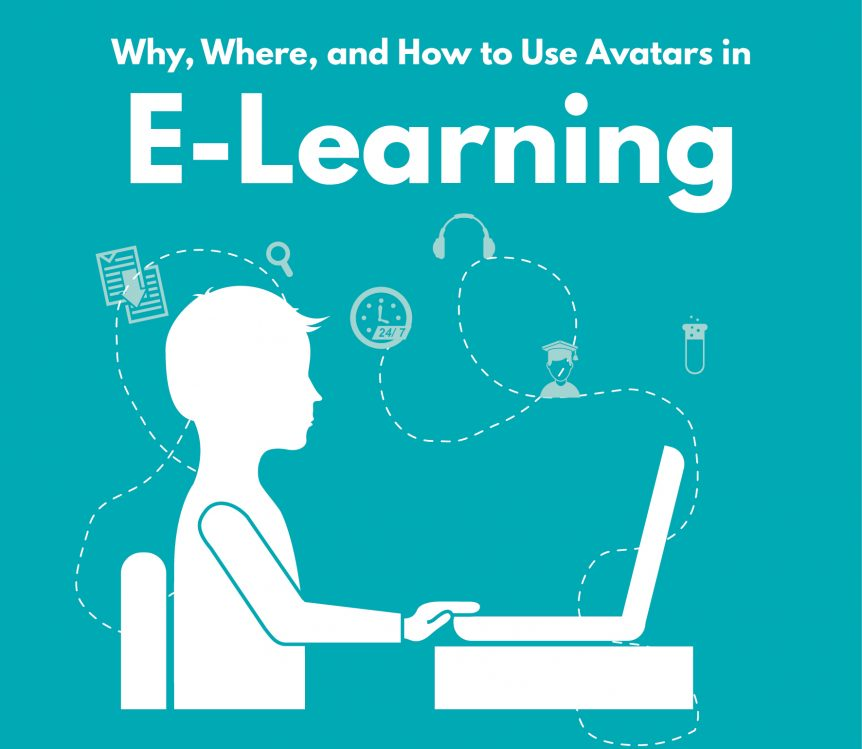 Why Where and How to Use Avatars in E Learning 862x749 - Why, Where, and How to Use Avatars in E-Learning