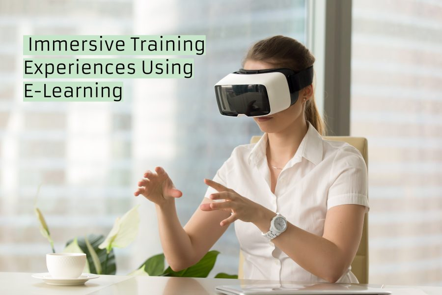Untitled design 1 1 900x600 - 12 Ways to Create Immersive Training Experiences Using E-Learning