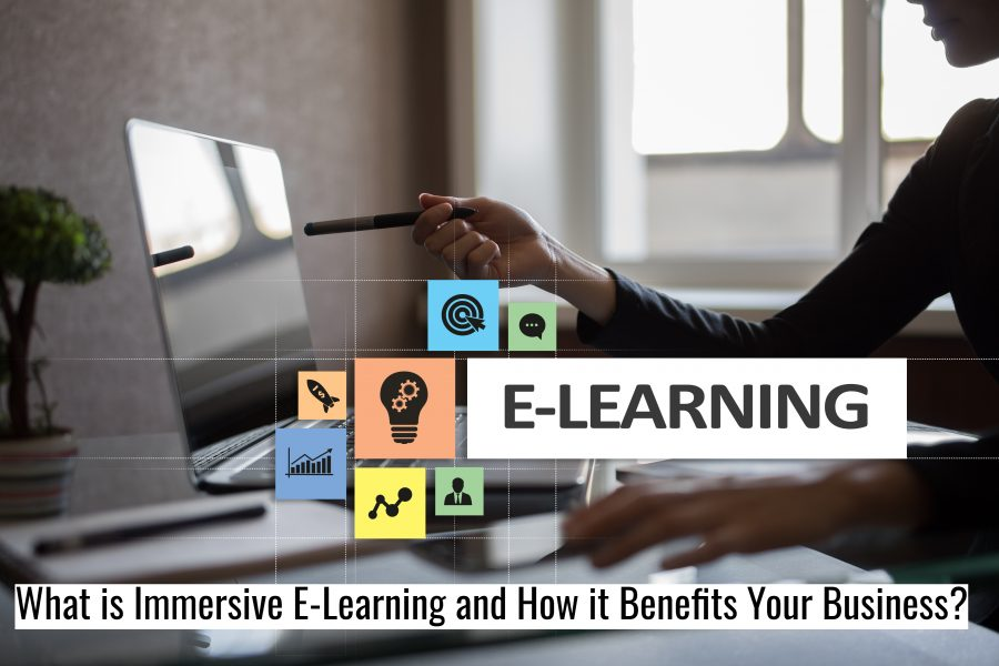 Untitled design 1 900x600 - What is Immersive E-Learning and How it Benefits Your Business?