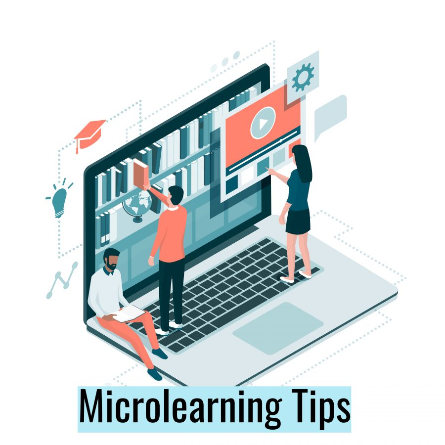 Untitled design 1 900x900 - 14 Microlearning Tips to Enhance Your Training Content